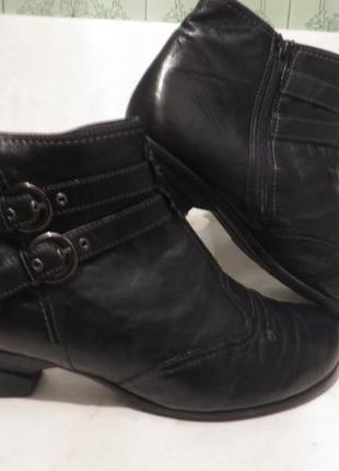 Ботинки кожа gabor 40 размер
