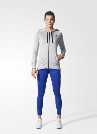Новый костюм adidas  худи, леггинсы, р. 52-54, оригинал.