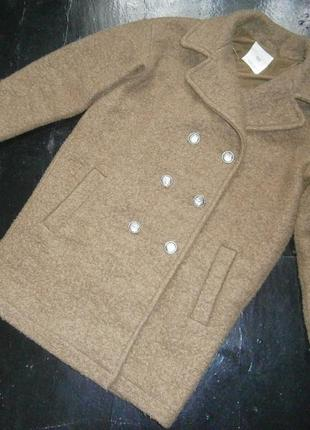 Шикарное зимнее пальто бойфренд очень крутое