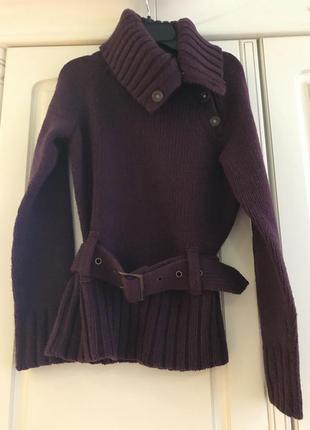 Очень теплый свитер mexx