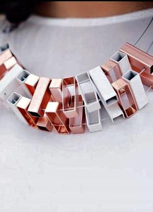 Cos ожерелье колье цепочка бижутерия