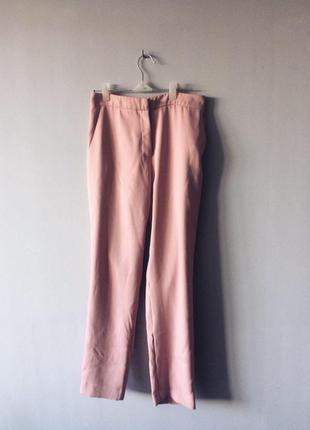 Ніжні рожеві штанці