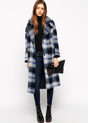Стильное двухбортное пальтишко ,бренда marks &spencer ,подойдет на 52,54,56 р.