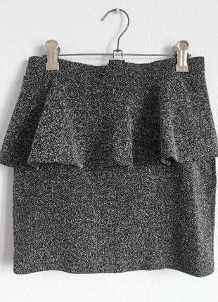 Теплая юбка держит форму🆘️(с 14.01-31.01 на все вещи -10%)🆘️