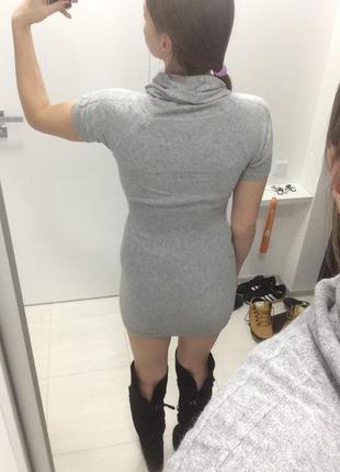 Тёплое платье - туника reserved
