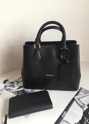 Редкая модель сумки из новой коллекции guess! оригинал из сша!