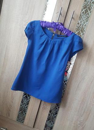 Стильная оригинальная блуза
