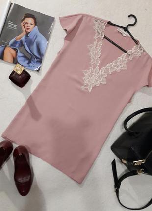 Нежная красивая блуза размер l маломерит