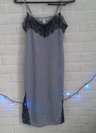 Супер платье в бельевом стиле  h&m