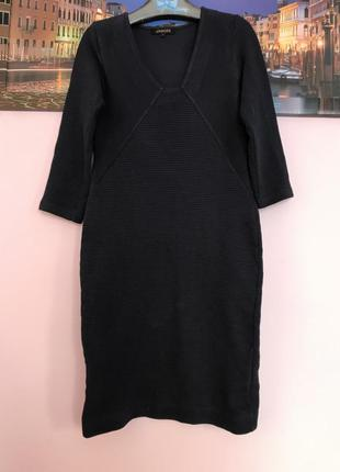 Теплое платье миди , натуральное ❤️платье футляр