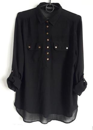 Рубашка блузка прозрачная 🆘️(с 14.01-31.01 на все вещи -10%)🆘️