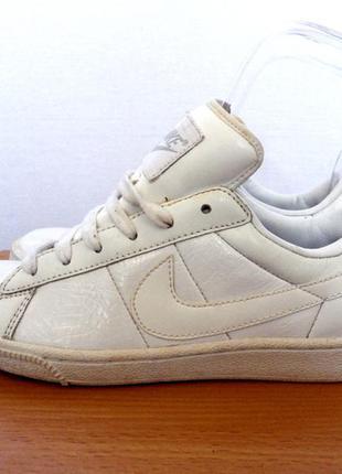 Кроссовки nike tennis classic оригинал найк белые