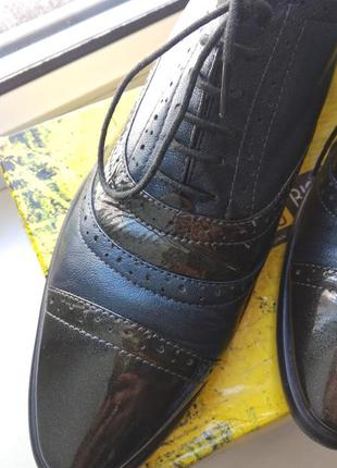 Кожаные туфли на шнуровке, antonio biaggi