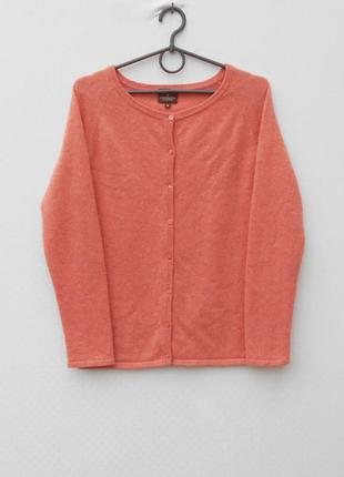 70% мерино шерстяной 30% кашемировый свитер кардиган на пуговицах с длинным рукавом