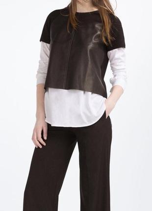 Стильная блуза zara,p.m