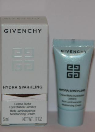Givenchy крем увлажняющий питательный для сияния кожи – для сухой кожи