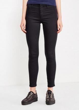 Черные повседневные брюки gap