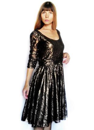 Золотое платье. вечернее платье. нарядное платье