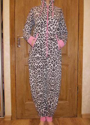 Пижама слип человечек комбинезон ромпер р. l рост 160-170см