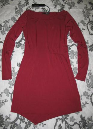 Трикотажное платье miss sixty италия s-m