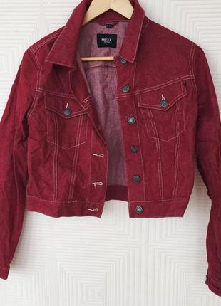 Джинсовая курточка mexx