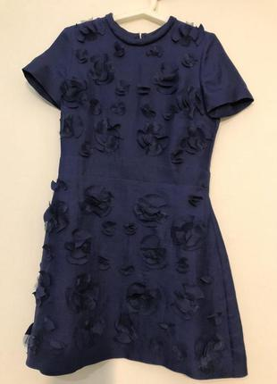 Платье   victoria backham