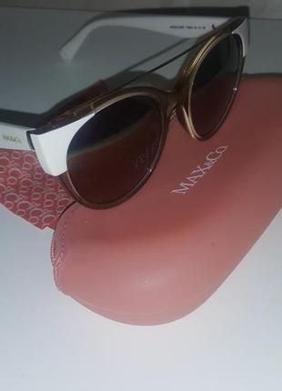 Стильные очки max and co