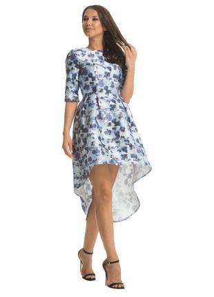 Нарядное коктейльное платье chi-chi london