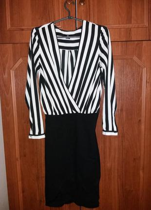 Оригінальна сукня h&m