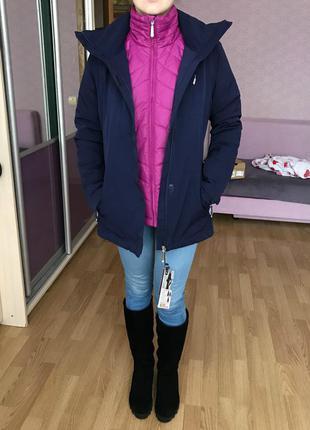 Куртка термокуртка дождевик ветровка пуховик демисезон зима