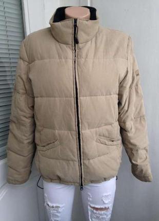 Теплый пуховик куртка