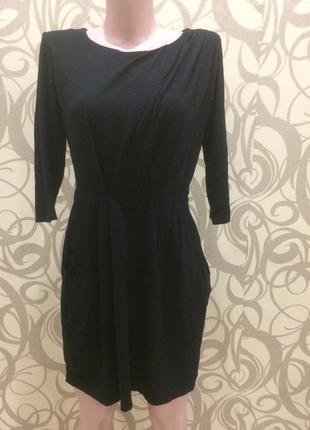 Красивое черное платье dorothy perkins