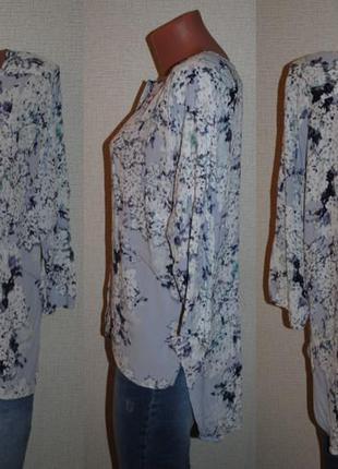 """Блуза из плотного шифона """"phase eight"""""""