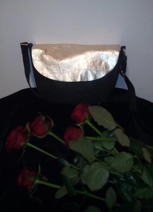 Продам сумку из натуральной кожи malko