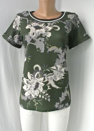 """Стильный брендовый блузон """"dorothy perkins"""" из фактурной ткани.размер uk16."""