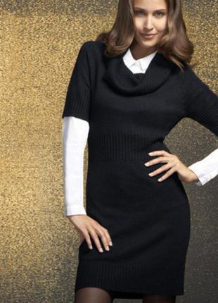 Платье с добавлением шерсти от тсм чибо, германия