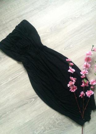 Платье без бретель  от warehose