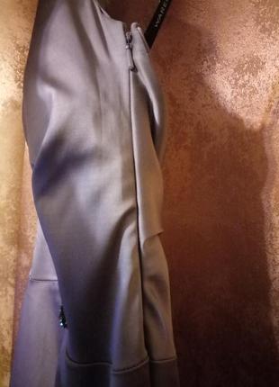Шикарное платье миди  на худую3