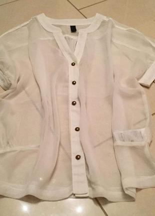 Рубашка блуза vero moda