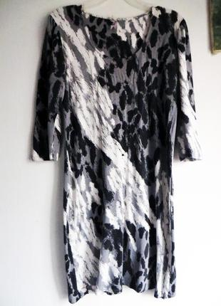 Платье-туника натуральное
