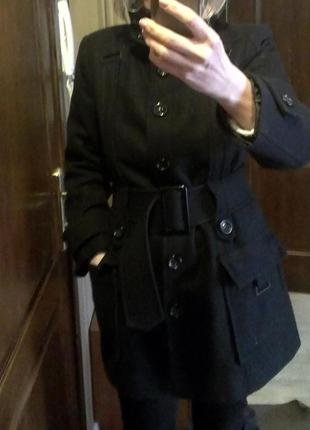 Пальто zara весна-осень2