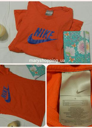 Крутая футболочка nike(оригинал!)
