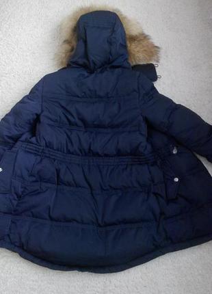 Новий пуховик pull&bear зимова куртка новый зимний пуховик