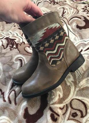 Деми ботинки сапоги 28 р
