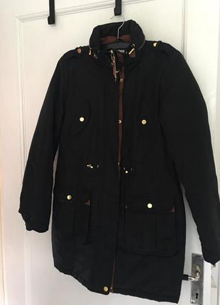 Распродажа! стильная демисезонная куртка парка vero moda