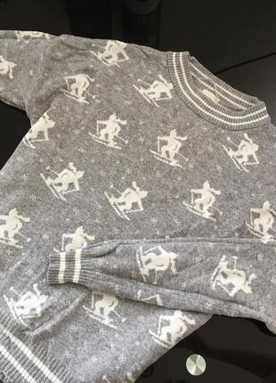 Лыжный свитер oysho
