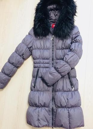 Куртка пуховик daser