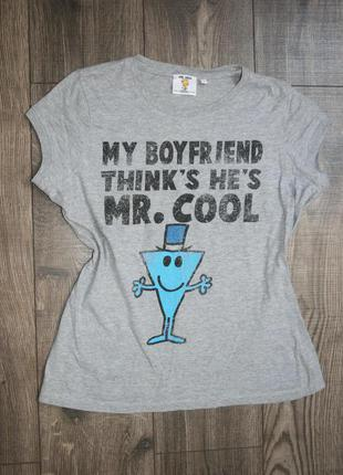 Прикольная футболка (m-l)