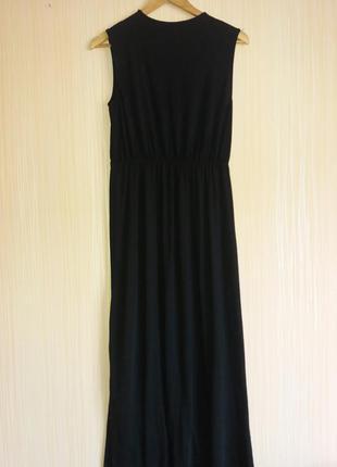 Длинное платье в пол h&m