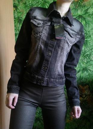 Джинсовка. джинсовая куртка. пиджак джинсовый. ветровка джинсовая.